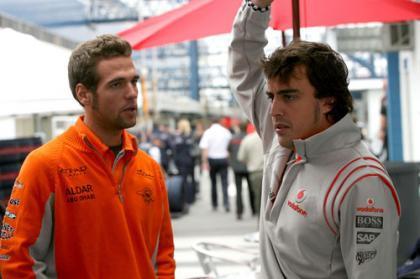 Llamada a Force India: ¿para cuándo el anuncio de los pilotos?