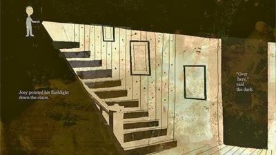 'La oscuridad', de Lemony Snicket: don't fear the dark