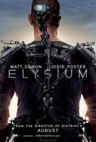 'Elysium' de Neill Blomkamp, tráiler y cartel