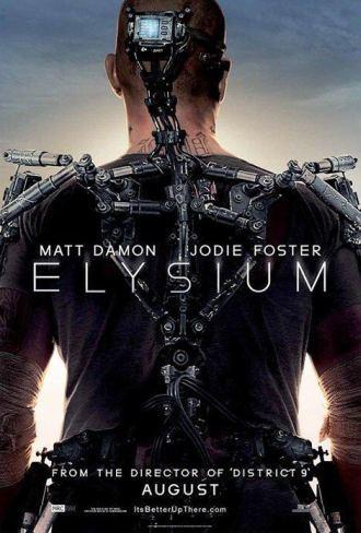 El cartel de Elysium