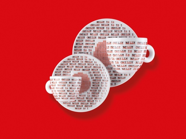 Nueva colección de tazas de Illy Art Collection