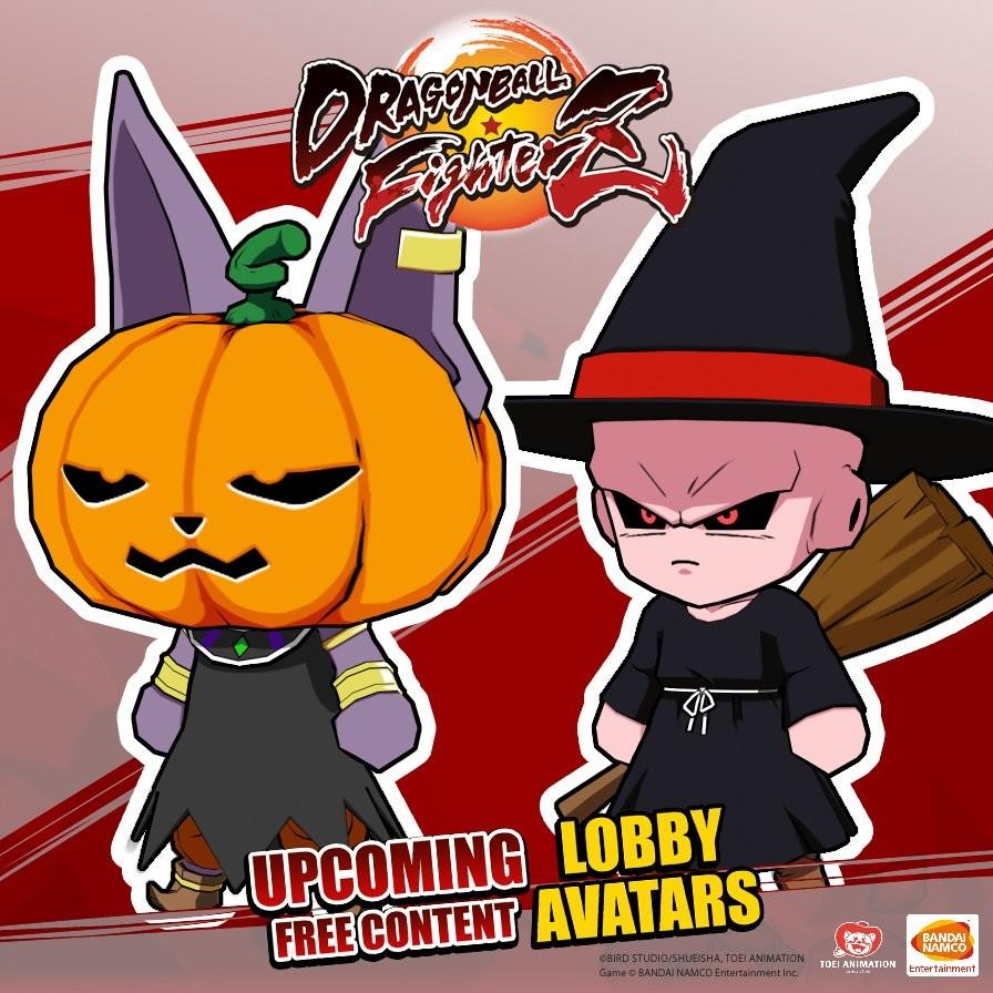 Foto de Dragon Ball FighterZ Halloween (1/4)