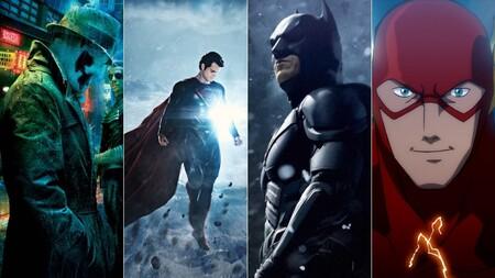 Nueve películas y series para revisar antes del estreno de 'La Liga de la Justicia de Zack Snyder'