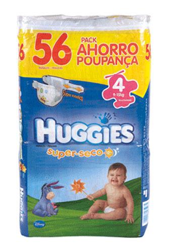 Pañales Huggies