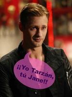 Si Alex Skarsgard es Tarzán, yo me pido ser Jane