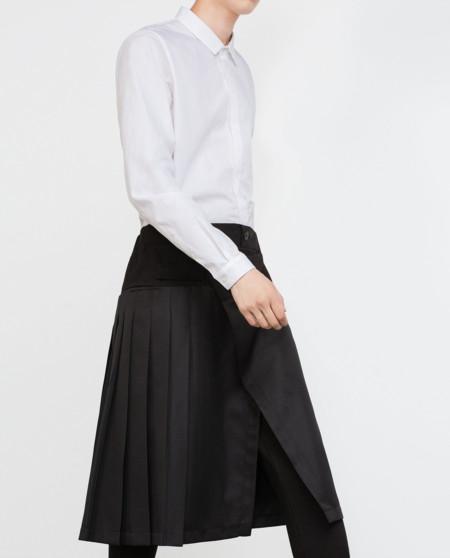 Clon De La Semana Falda Masculina Givenchhy Zara Otono Invierno 2015