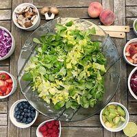 El primer estudio longitudinal de la dieta y COVID-19: una dieta saludable reduce la probabilidad de contagio