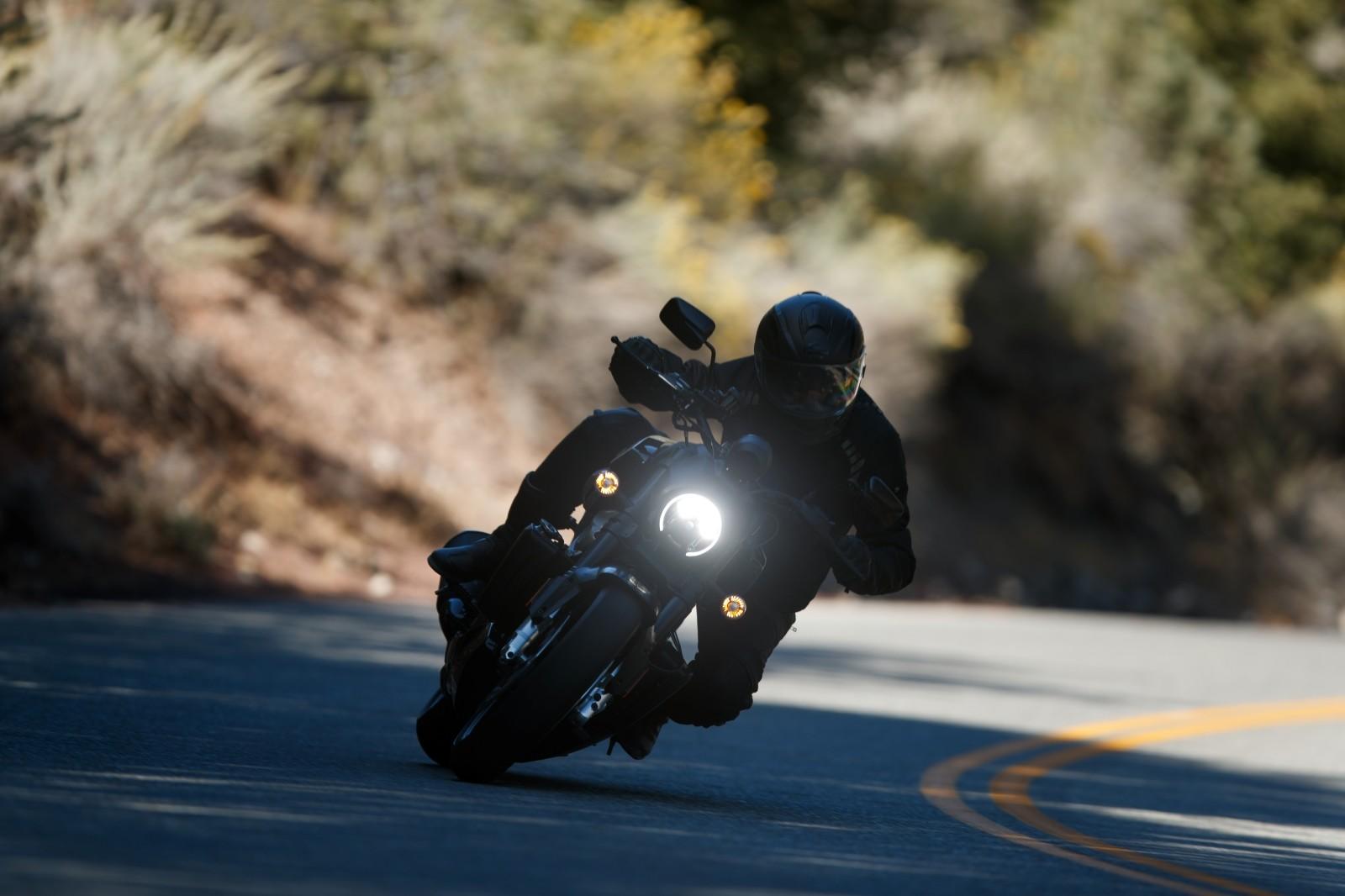 Foto de Harley-Davidson Bronx 2020 (10/16)