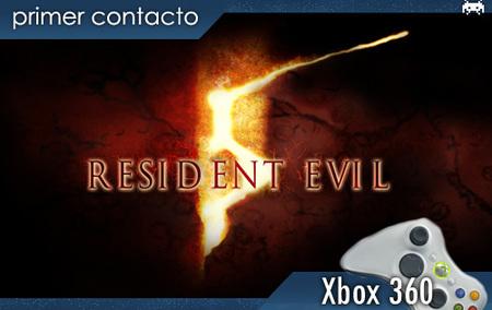 'Resident Evil 5'. Primer contacto de la demo