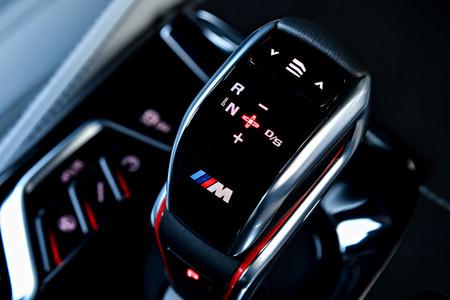 BMW M5 2018 selector cambio