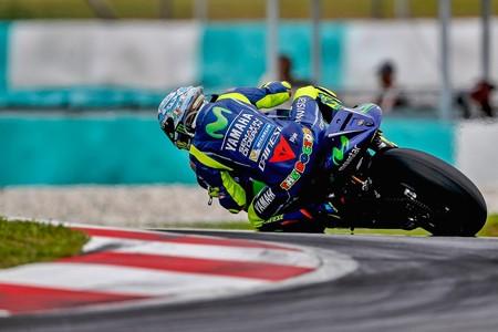 Valentino Rossi Yamaha Motogp Malasia 2017 1