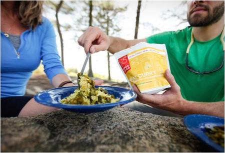 Good to Go, comida gourmet deshidratada para acampar