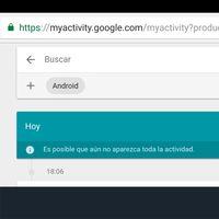 Cómo borrar tu historial de Google en tu móvil Android