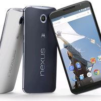 Nexus 6: pantalla de 6 pulgadas y Android Stock por 197 euros