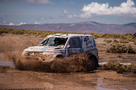 Dakar17 E10 Cristina Gutierrez 1