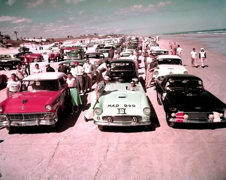 Coches playa Daytona