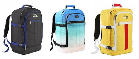 ¿Vas a coger un vuelo próximamente? las mochilas Cabin Max Metz están rebajadas a 34,99 euros en Amazon