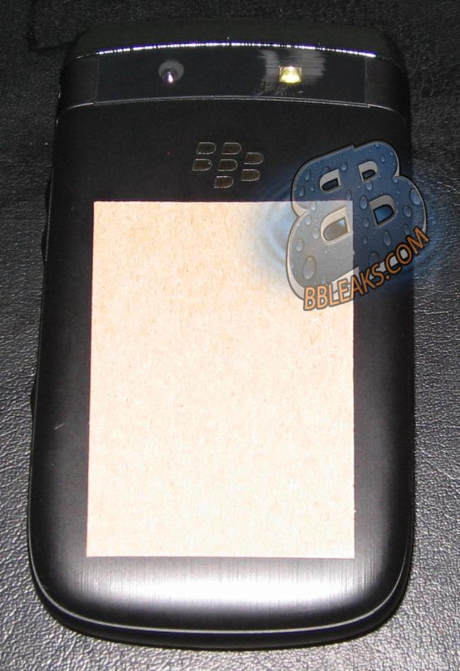 Foto de BlackBerry Slider desde todos los ángulos (1/3)