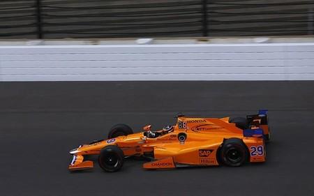Fernando Alonso y McLaren estarán de regreso en las 500 millas de Indianápolis en 2019