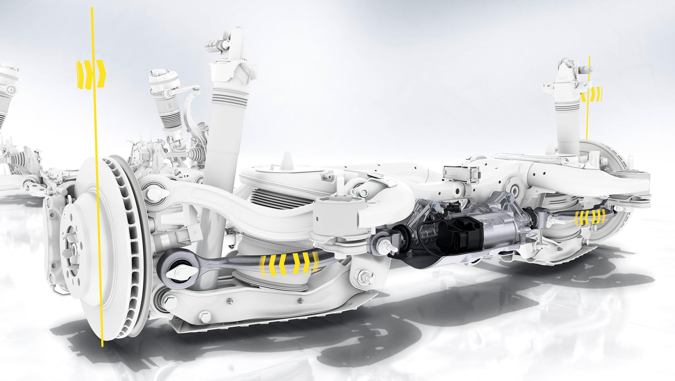 Foto de Porsche Cayenne 2018: repaso tecnológico (65/67)