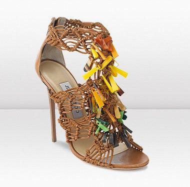 Iris, la nueva sandalia de Jimmy Choo