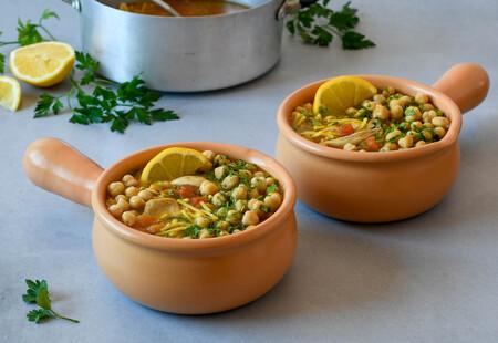 Receta de harira, la contundente sopa marroquí para el Ramadán