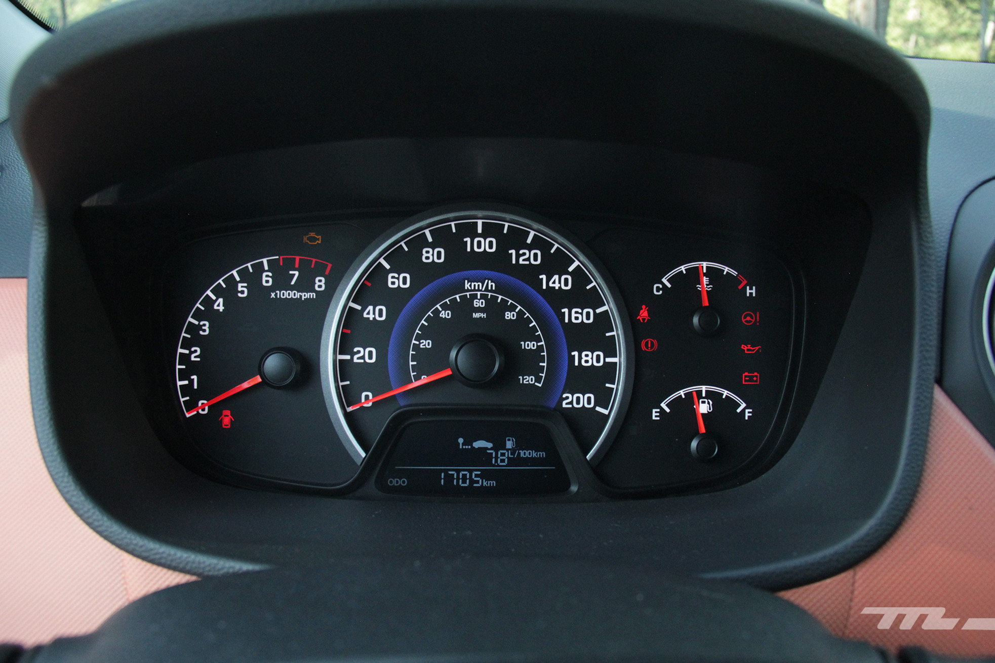 Foto de Hyundai i10 Grand Hatc (24/26)