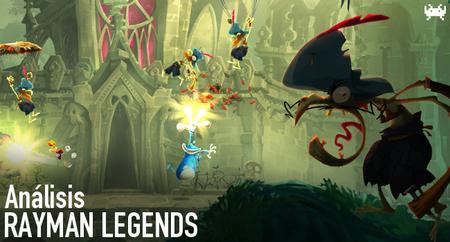'Rayman Legends' para Wii U: primer contacto