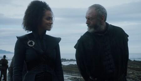 """'Juego de Tronos': Liam Cunningham se negó a que Davos se enamorase de Missandei para no """"convertirle en un pervertido"""""""
