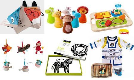 Ideas de regalos de Navidad: para niños de 0 a 12 meses