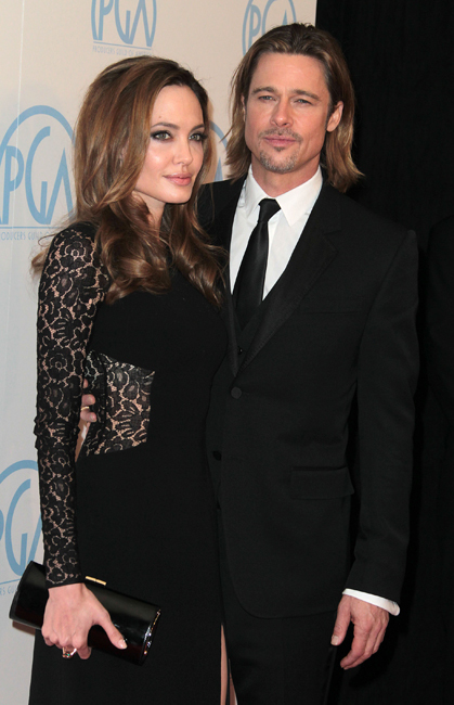 Brangelina The 23rd Annual Producers Guild Awards