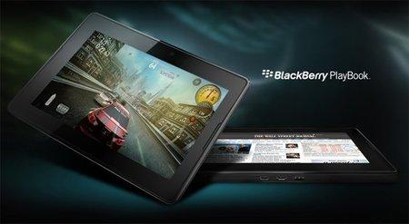 Gadgets México 2011: BlackBerry Playbook, una tablet a todo lujo