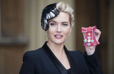 "Lo que llevas Kate Winslet es ""too much for my body"""