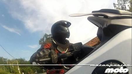 Yamaha T-MAX 530, prueba (vídeo, valoración y ficha técnica)