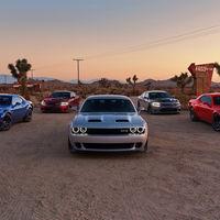 FCA detendrá la producción de los Dodge Charger y Challenger durante dos semanas por baja demanda