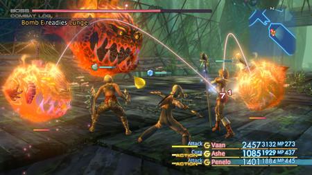 Final Fantasy XII: The Zodiac Age dedica sus dos nuevos vídeos a su banda sonora y a su jugabilidad