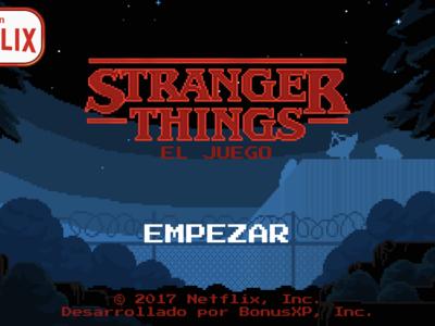 Stranger Things: The Game no es cualquier promo para móviles en forma de juego, es un RPG gratuito