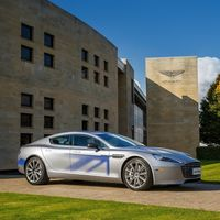 Aston Martin Rapide E, el proyecto eléctrico de la firma se cancela antes de iniciar su producción