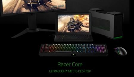 Razer Core no será nada barato, se venderá en abril por 500 dólares