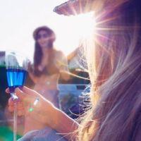 El vino más rebelde y que rompe con las normas se llama Gïk Blue… sí, ¡azul!