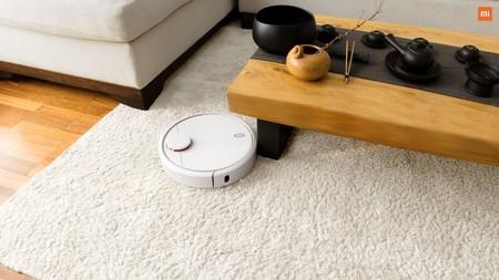 Robot aspirador Xiaomi Mi Robot Vacuum por 249 euros y envío desde Europa sin aduanas