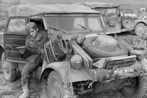 Sin cañón, pero decisivos en el camino hacia la victoria. Esta es la historia de los otros vehículos militares