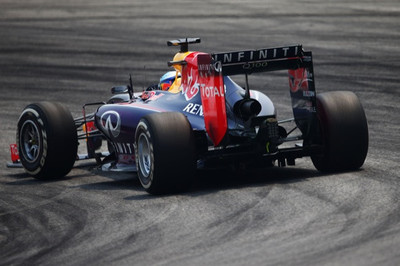 Mi Gran Premio de Malasia 2014: Lewis Hamilton no da opción