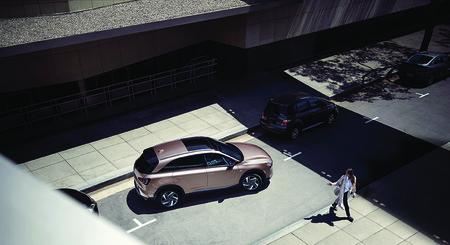 Hyundai Nexo Tecnologia