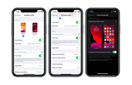 Iphone 11 Pro Ajustes Pantalla