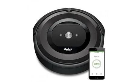 Roomba E5, un moderno robot de limpieza que esta semana, en eBay, nos dejan por 100 euros menos