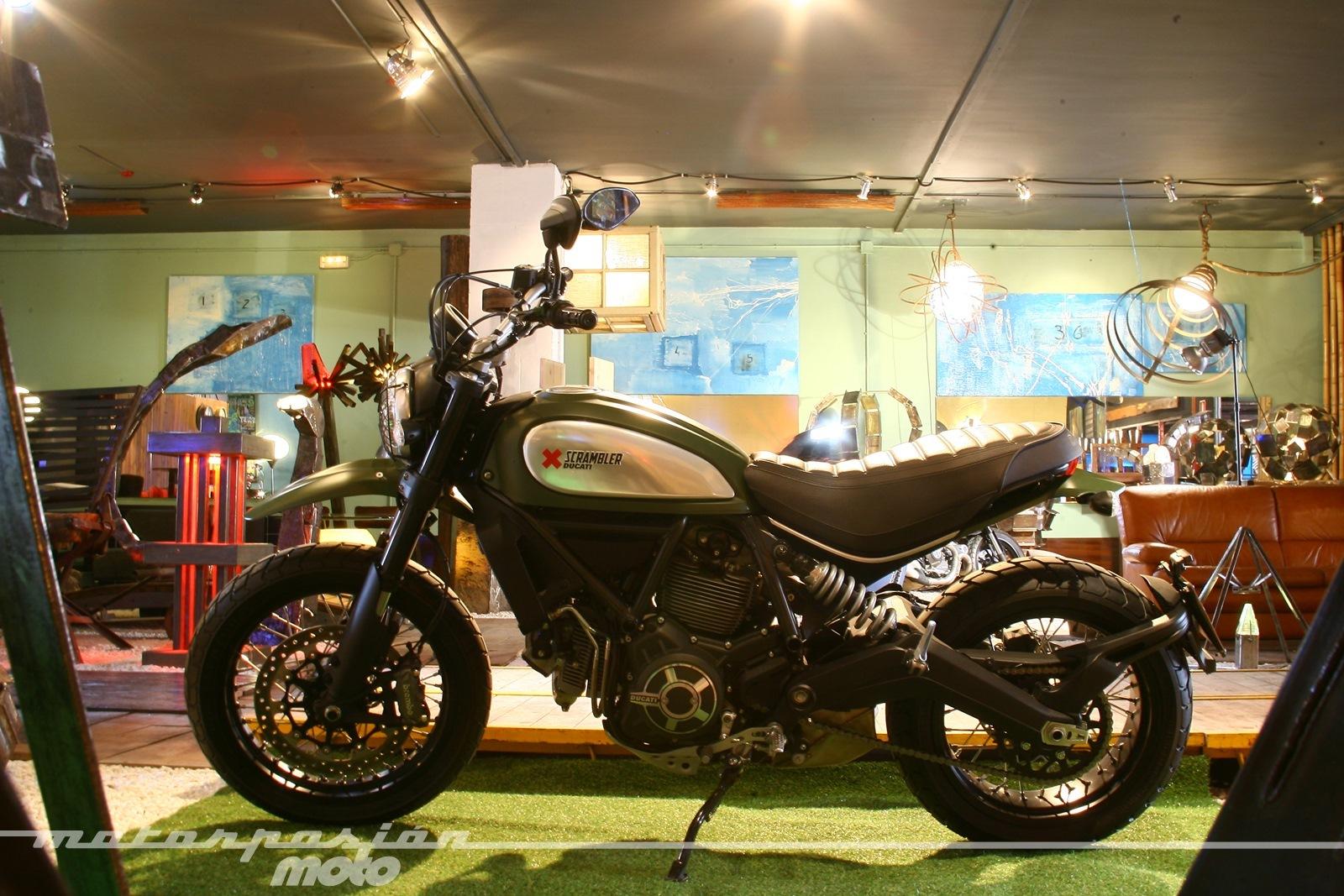 Foto de Ducati Scrambler, presentación 1 (58/67)