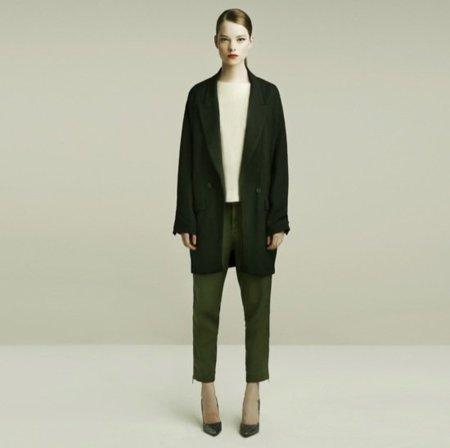 Zara lookbook de abril para la Primavera 2011: sigamos con más color