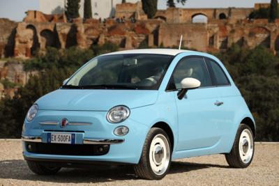 Fiat 500 Vintage '57, todo un homenaje al 'Cinquino'