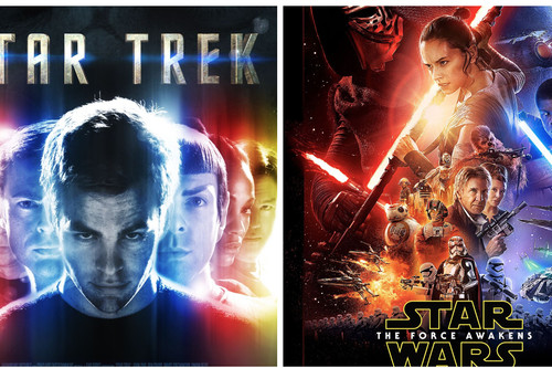 Star Trek vs. Star Wars: J.J. Abrams y la diferencia entre el espacio y la galaxia